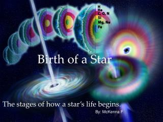 Birth of a Star