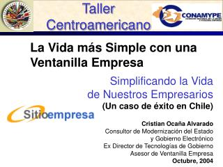 Taller Centroamericano