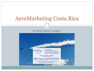 AeroMarketing Costa Rica