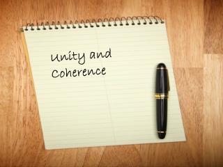 Ensuring Coherence     aploon