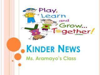 Kinder News