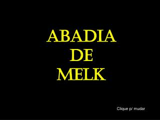ABADIA   de   Melk
