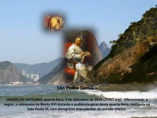 São Pedro Damião