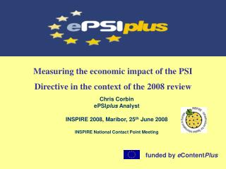 Measuring the economic impact of the PSI Directive in the context of the 2008 review