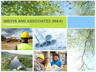 MBOYA AND ASSOCIATES (M&A)