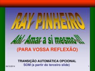 RAY PINHEIRO