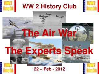 WW 2 History Club