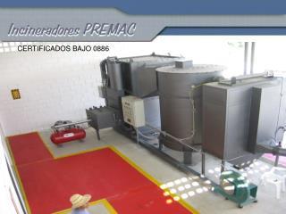 CERTIFICADOS BAJO 0886