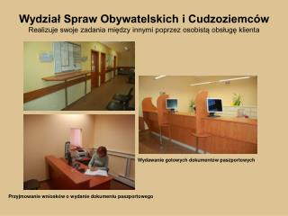 Wydział Spraw Obywatelskich i Cudzoziemców