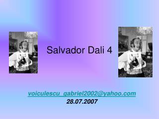 Salvador Dali 4
