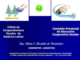 Comisión Provincial de Educación Cooperativa Escolar