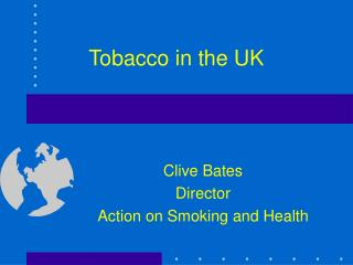 Tobacco in the UK