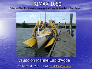 TRIMAX 1080