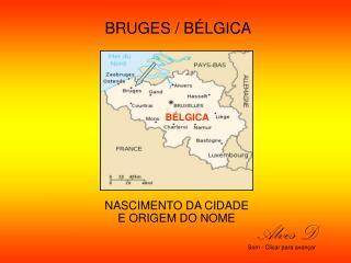 BRUGES / BÉLGICA