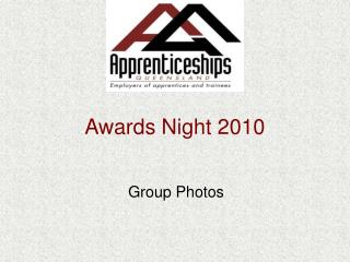 Awards Night 2010