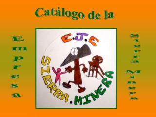 Catálogo de la