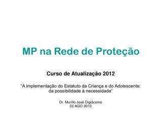 MP na Rede de Proteção