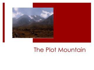 The Plot Mountain