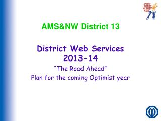 AMS&NW District 13
