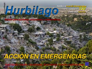 ACCIÓN EN EMERGENCIAS