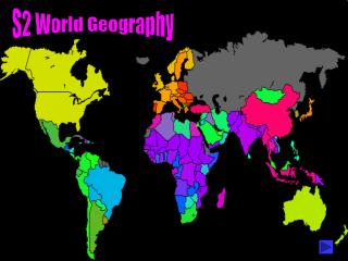 S2 World Geography