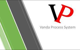 Vanda Process System