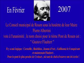 Le Conseil municipal de Rouen sous la houlette de leur Maire   Pierre Albertini