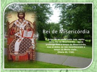 Rei de Misericórdia