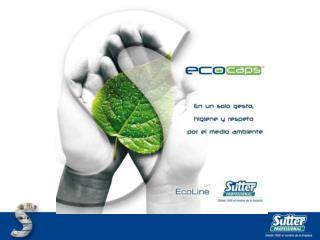 Las ventajas ambientales