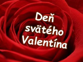 Deň svätého Valentína