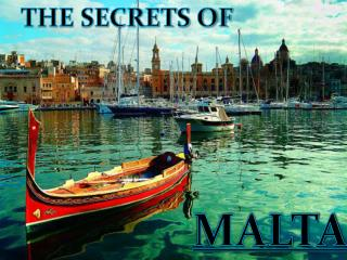 THE SECRETS OF