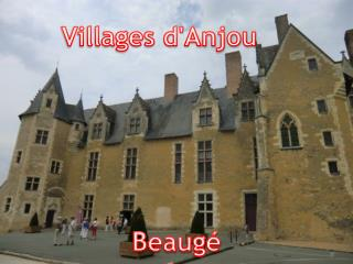 Villages d'Anjou