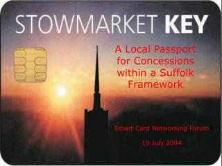 A Local Passport for Concessions within a Suffolk Framework