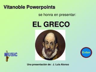 Vitanoble Powerpoints  se honra en presentar:
