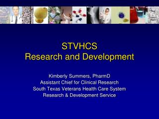 STVHCS  Research and Development