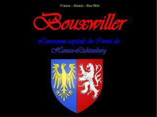 France – Alsace – Bas-Rhin