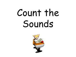 Count the Sounds