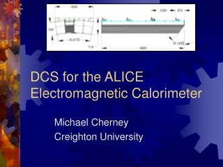 DCS for the ALICE Electromagnetic Calorimeter