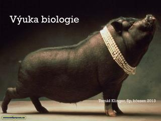 V�uka biologie