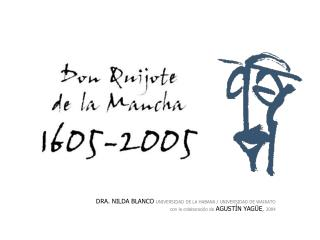 PORTADA DE LA PRIMERA EDICI�N DE  EL QUIJOTE , 1605