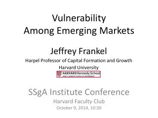 Vulnerability  Among Emerging Markets