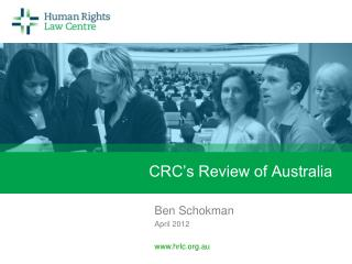 CRC's Review of Australia