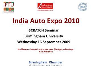 India Auto Expo 2010