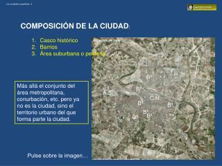 Las ciudades españolas  3