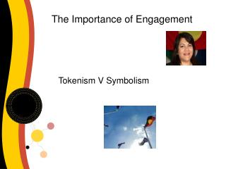 The Importance of Engagement
