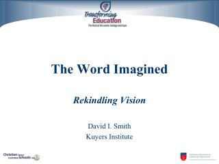 The Word Imagined