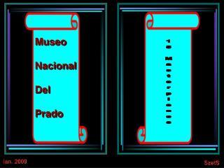 Museo  Nacional  Del  Prado