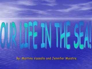 OUR LIFE IN THE SEA!