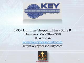 17959 Dumfries Shopping Plaza Suite B Dumfries, VA 22026-2490 703.402.2542