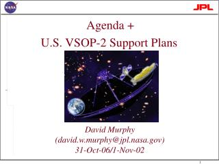 David Murphy  (david.w.murphy@jpl.nasa) 31-Oct-06/1-Nov-02